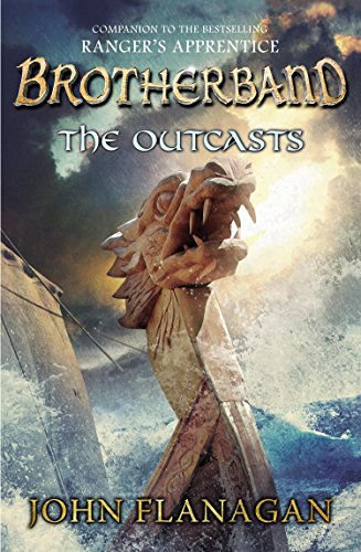 9780142421949: The Outcasts (Brotherband Chronicles)
