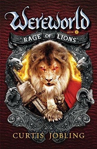 9780142422021: Rage of Lions (Wereworld)