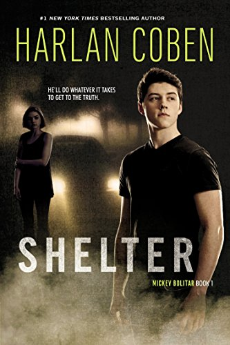 9780142422038: Shelter (Book One): A Mickey Bolitar Novel (Mickey Bolitar Novels)