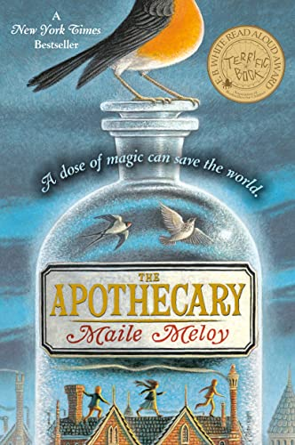 9780142422069: The Apothecary