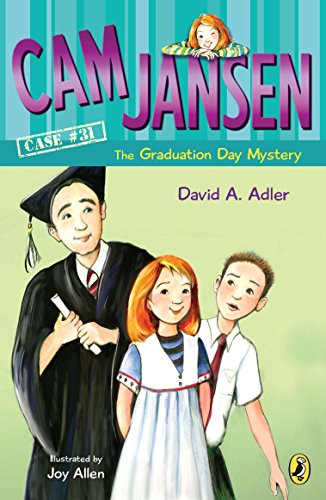9780142422083: Cam Jansen and the Graduation Day Mystery #31