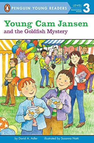 9780142422243: Young Cam Jansen and the Goldfish Mystery