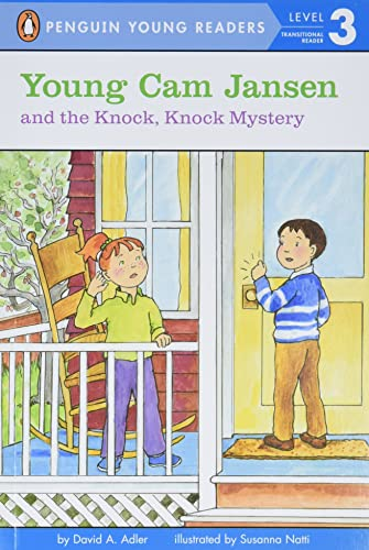 9780142422250: Young Cam Jansen and the Knock, Knock Mystery