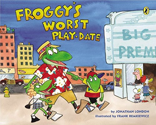 9780142422298: Froggy's Worst Playdate