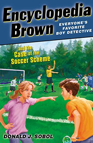 9780142422885: Encyclopedia Brown and the Case of the Soccer Scheme