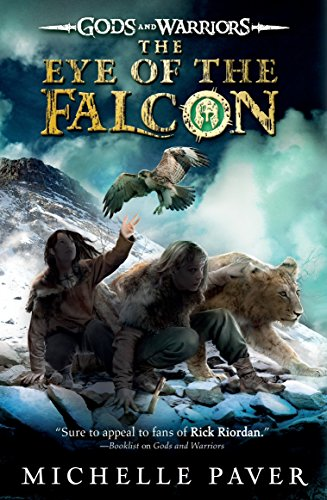 9780142423028: The Eye of the Falcon (Gods and Warriors)