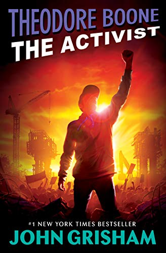 9780142423097: Theodore Boone: the Activist