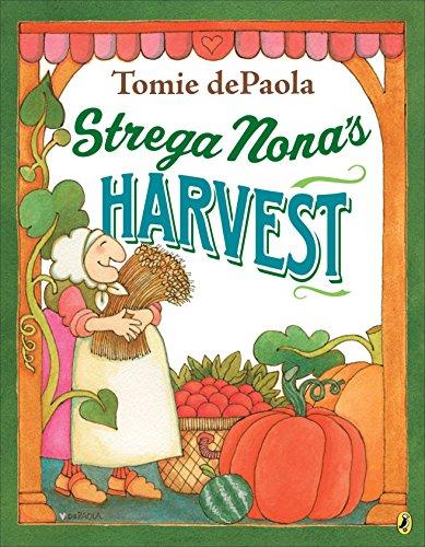 9780142423387: Strega Nona's Harvest