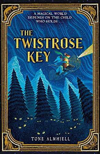 9780142423455: The Twistrose Key