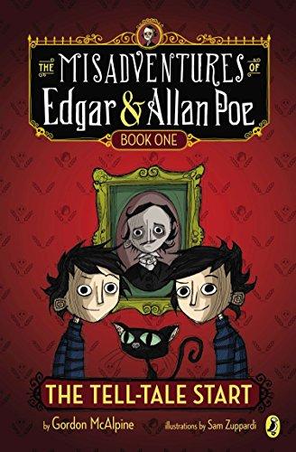 9780142423462: The Tell-Tale Start (Misadventures of Edgar & Allan Poe)