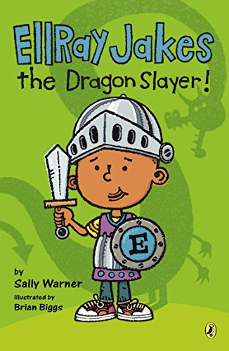 9780142423585: Ellray Jakes the Dragon Slayer!