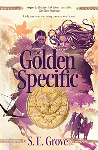 9780142423677: The Golden Specific (The Mapmakers Trilogy)