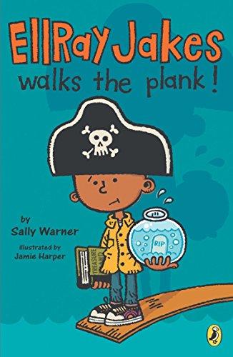 9780142424094: Ellray Jakes Walks the Plank!
