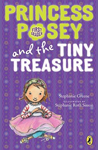 9780142424155: Princess Posey and the Tiny Treasure (Princess Posey, First Grader)