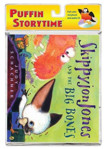 9780142424544: Skippyjon Jones and the Big Bones (Puffin Storytime)