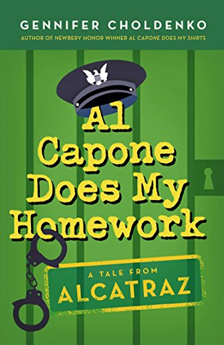 9780142425220: Al Capone Does My Homework (Tales from Alcatraz)
