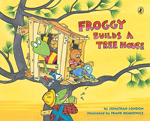 9780142425336: Froggy Builds a Tree House