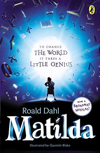 Matilda: Broadway Tie-In: Roald Dahl