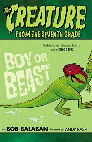 9780142425428: Boy or Beast (Creature from the 7th Grade)