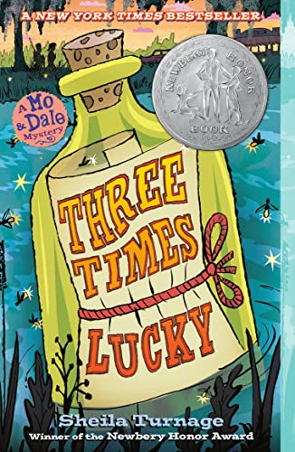 9780142426050: Three Times Lucky (Mo & Dale Mysteries)