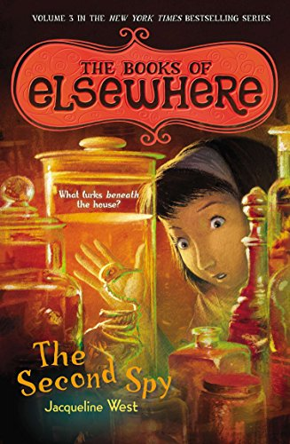 9780142426081: The Second Spy (The Books of Elsewhere)