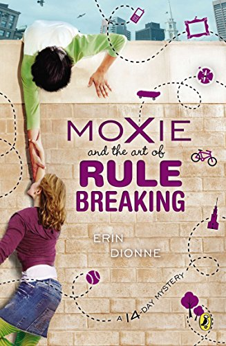 9780142426142: Moxie and the Art of Rule Breaking (14-Day Mysteries)
