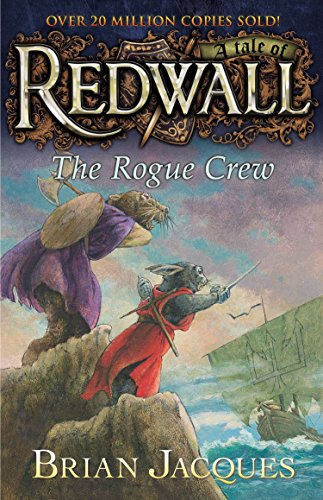 9780142426180: The Rogue Crew: A Tale of Redwall
