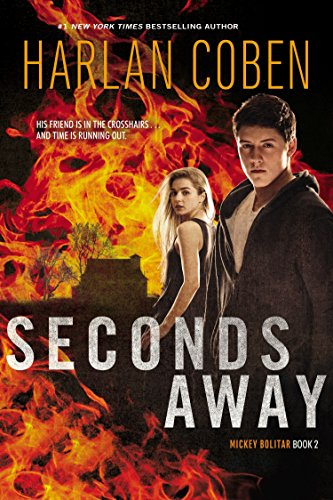 9780142426357: Seconds Away (Book Two): A Mickey Bolitar Novel
