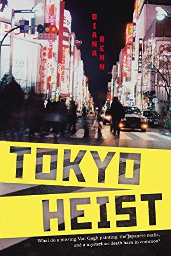 9780142426548: Tokyo Heist
