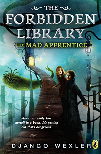 9780142426821: The Mad Apprentice: The Forbidden Library: Volume 2