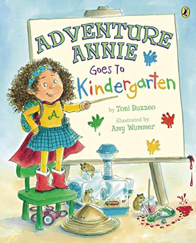 9780142426951: Adventure Annie Goes to Kindergarten