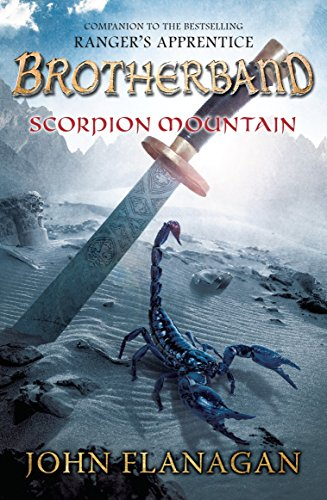 9780142427279: Scorpion Mountain (The Brotherband Chronicles)