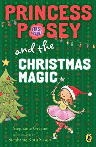 9780142427347: Princess Posey and the Christmas Magic