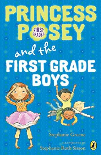 9780142427354: Princess Posey and the First-Grade Boys (Princess Posey, First Grader)