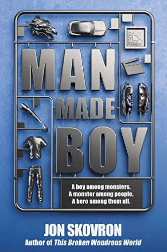 9780142427439: Man Made Boy