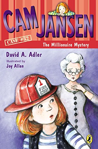 9780142427477: Cam Jansen and the Millionaire Mystery