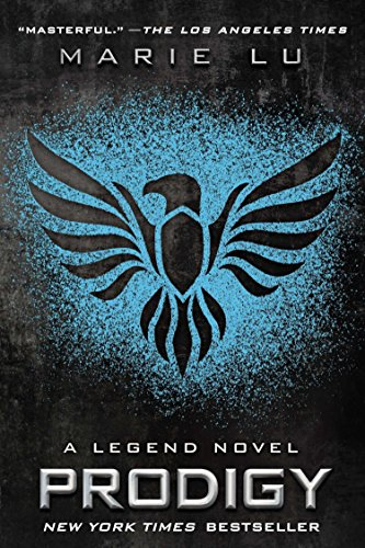 9780142427552: Prodigy: A Legend Novel