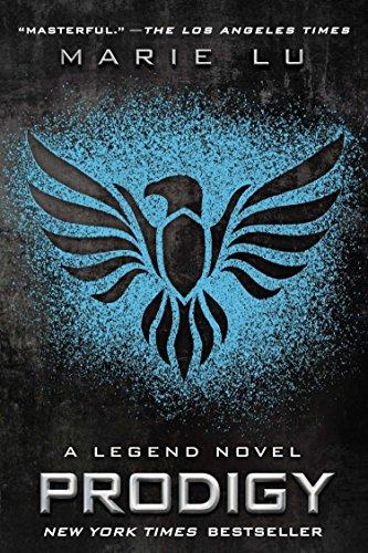 9780142427552: Prodigy: A Legend Novel