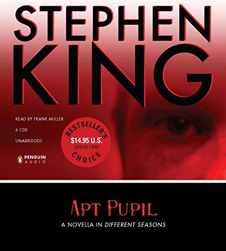9780142428030: Apt Pupil: A Novella in Different Seasons