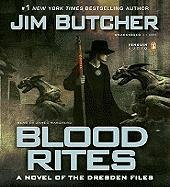 9780142428061: Blood Rites (Dresden Files)