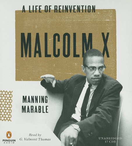 9780142428443: Malcolm X: A Life of Reinvention