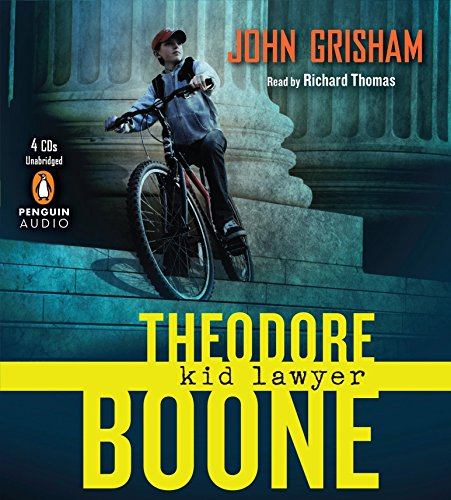 9780142428696: Theodore Boone: Kid Lawyer