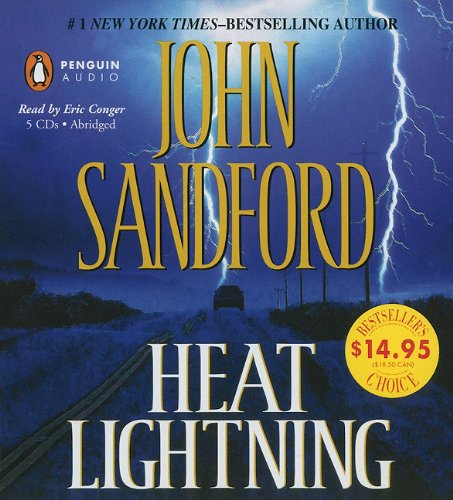 9780142429099: Heat Lightning (Virgil Flowers)