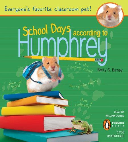 9780142429150: School Days According to Humphrey