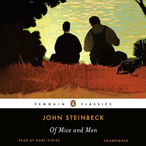 9780142429181: Of Mice and Men (Penguin Audio Classics)