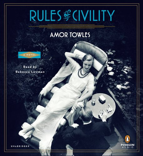 9780142429273: Rules of Civility