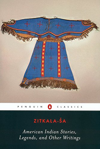9780142437094: American Indian Stories, Legends and Other Writings