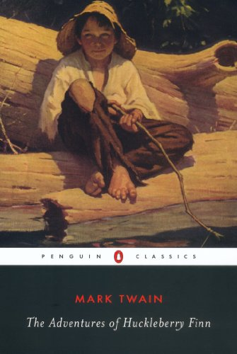 a literary analysis of the huckleberry finn Literary analysis essay - the adventures of huckleberry finn john locke, the famous english philosopher who was widely known as the father of classic liberalism once said, children are empty vessels waiting to be filled ( grieshaber).