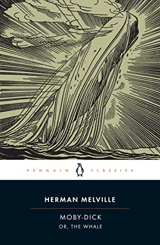 9780142437247: Moby-Dick: or, The Whale (Penguin Classics)