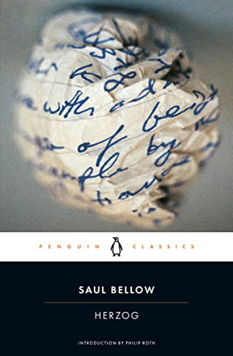 Herzog (Penguin Classics) (0142437298) by Saul Bellow
